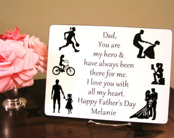 Fathers Christmas Gift For Dad From Daughter Birthday Papa