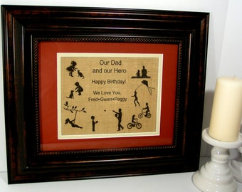 Gifts For Dad From Daughter Christmas Gift Son Personalized Birthday Daddy Father Papa