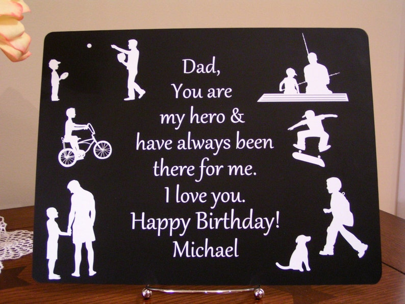 Fathers Birthday Gift From Son Dads
