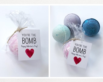 Bath Bomb Gift TagFavor Tag Mother/'s Day Gift Tag Shower Bomb You/'re Da BOMB Mom Bath Bomb Happy Mother/'s Day! Spa Gift