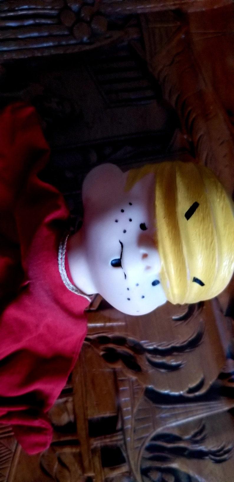 Vintage 1970s Dennis The Menace Hand Puppet