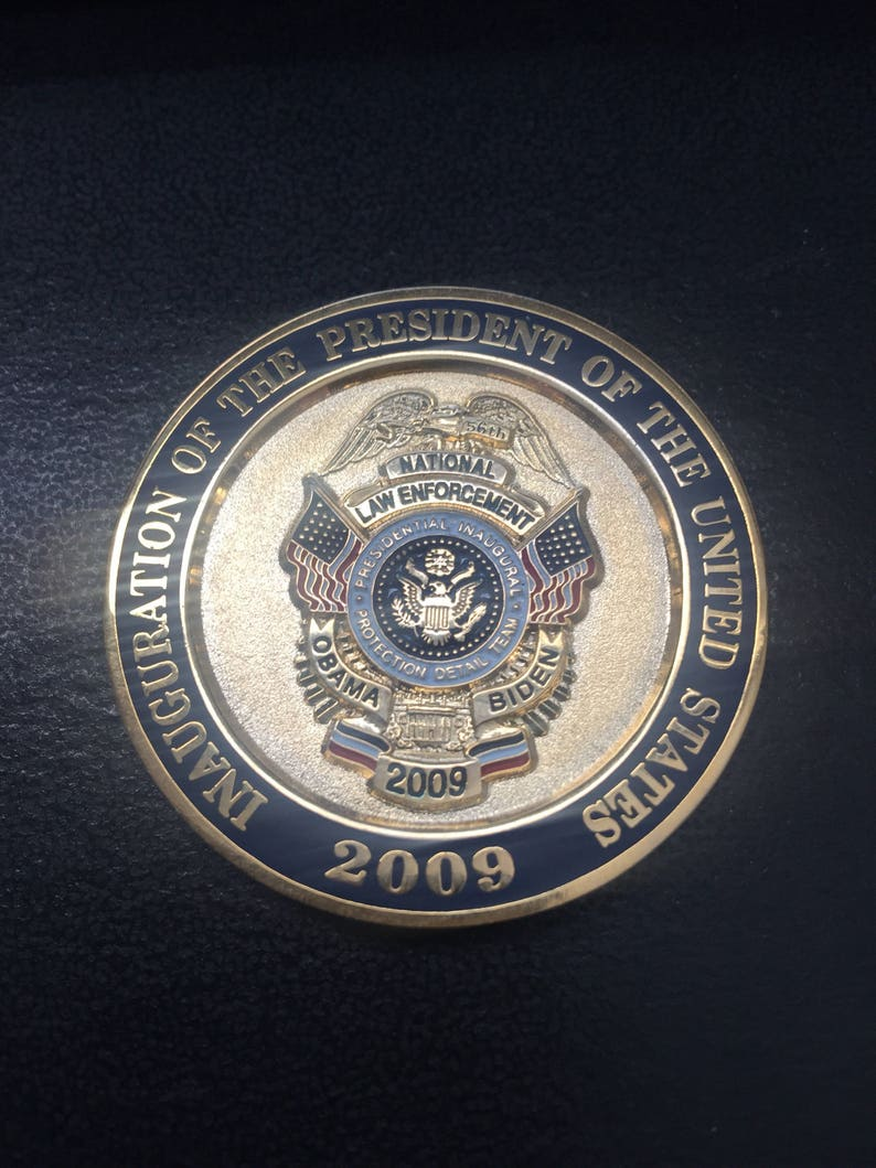 Presidential Challenge Coin