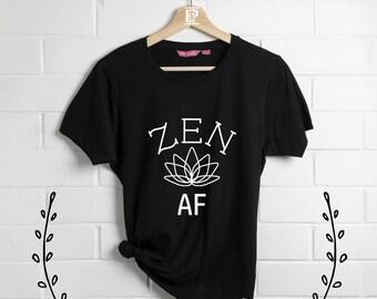 Zen af T-Shirt - Women s c723cd2dcb067