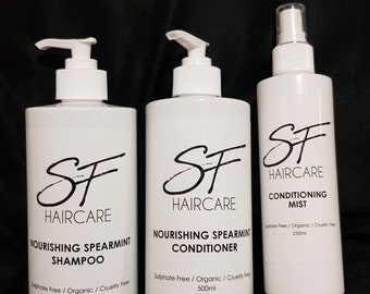 Conditioners & Treatments