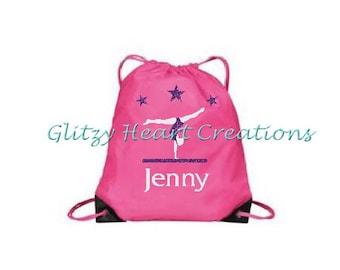 c145b3871d0d Personalized Girls Gymnast Bag