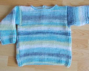 Sweater in the English coast 3 years