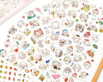 Stickers Long Ear Dog SM222927