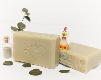Eucalyptus & Lime bar soap