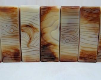 Natural Cedar wood & Tea Tree soap