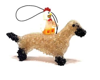 Morning Wood Weiner Dog Freshie