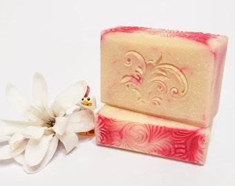Magnolia Bar Soap