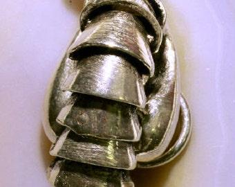 Penis, phallus, pendant, 925 sterling silver  - Penis Anhänger 925 Sterling Silber - 2583