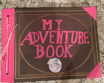 Our Adventure Book 8 12 X 11 Large Book Etsy