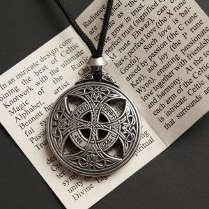 Talisman 18th Lunar HomeMagic AmuletPicatrixPowerful AmuletMoon RitualMoon RitualProtection Amulet