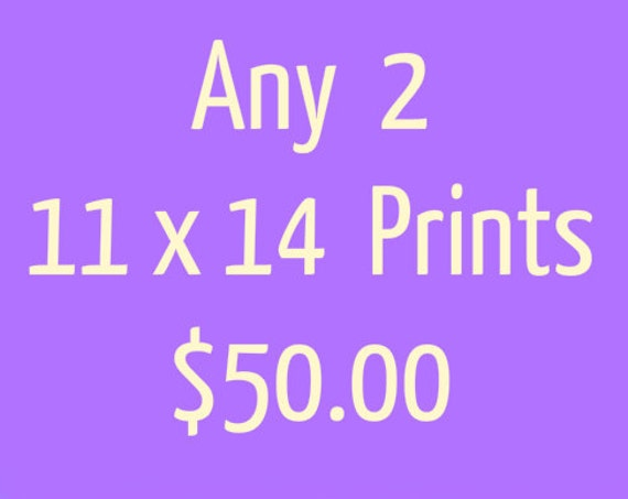 Special offer, wall art, ANY 2 Prints,  Home decor, watercolor prints, art posters, wall prints, watercolor From original Paintings, ANY 2