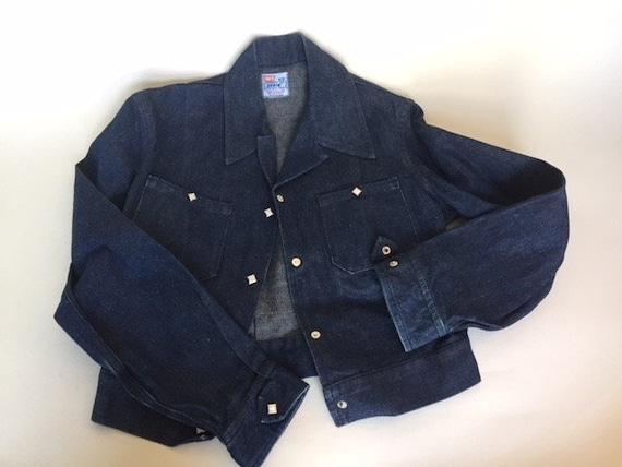 Rare Vintage 50s NOS Levi's Women's Jacket