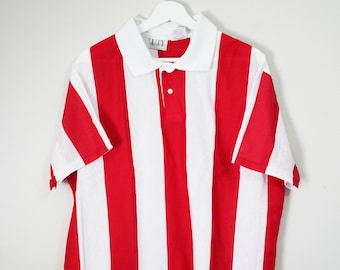 Vintage 70s Angelica Car Hop Waiter Fast Food Uniform Shirt Garage Medium New