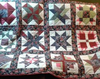 12 Block Quilt