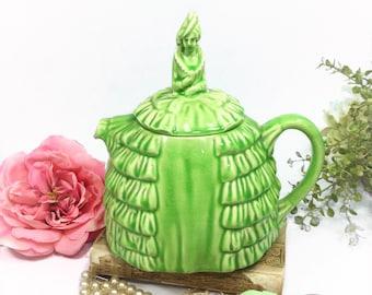Stunning Green Ye Daintee Ladyee Teapot, Crinoline Lady Teapot, Collectable Sadler Teapot, Dainty Lady Sadler English Teapot Tea Set #B416