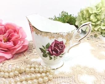 Paragon Fine Bone China Creamer for Tea Set Tea Party, Paragon Creamer, Paragon China, English Tea Set #B404