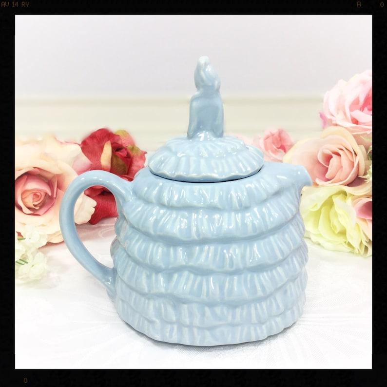 Ye Daintee Ladyee Teapot Crinoline Lady Teapot Dainty Lady Sadler English Teapot Tea Set Wedding #A71 Party Collectable Sadler Teapot