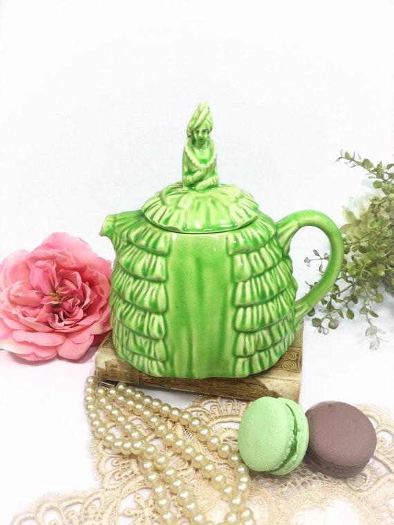 Collectable Sadler Teapot Dainty Lady Sadler English Teapot Tea Set Blue Ye Daintee Ladyee Teapot Crinoline Lady Teapot