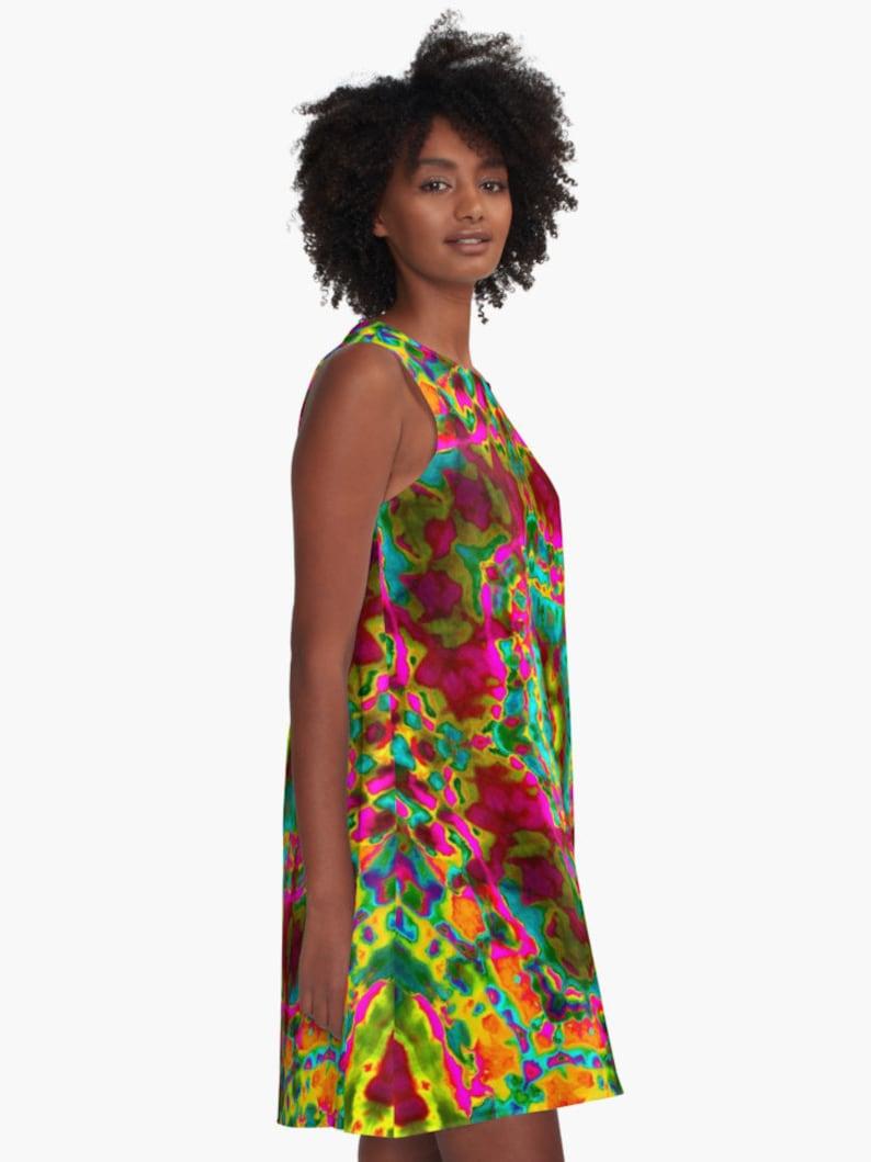 Swing Xl L Wearable Robe Ado S Trapèze Femme M 2xl Art A Ligne Vêtements Zoranda Xs CBxorde
