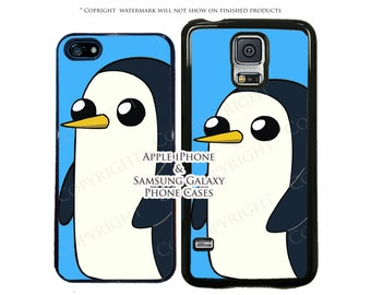 Adventure Time Gunter The Penguin Phone Case For Samsung Galaxy S8 Plus S7 Edge LG G6 G5 Google Pixel XL Note 8