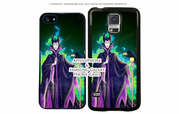 Disneys Sleeping Beauty Maleficent 2 iphone case