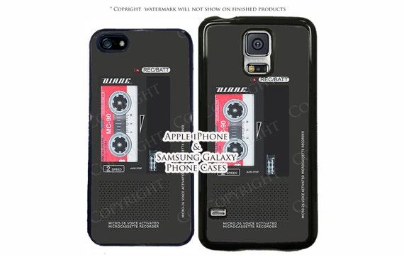 Dale Cooper Voice Recorder Diane Phone Case For Samsung Galaxy S10, S10  Plus, S10E, 3A, S6 LG G7, Google Pixel, Pixel XL Note 8