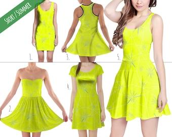 Inside Out Joy Dress Etsy
