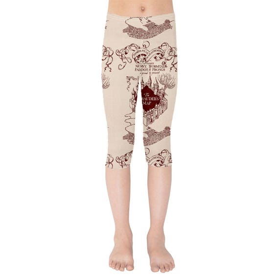 Capri Length Mid//High Waist White Rainbow Rules Fastpass Sport Leggings