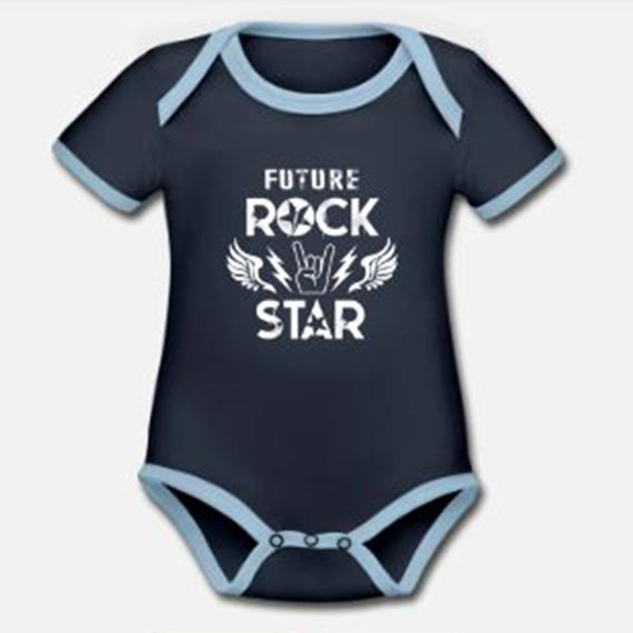 AC//DC BABYGROW TODDLER VEST FUNNY AB//CD BABYGROW ROCK MUSIC BAND 0-18 MONTHS NEW