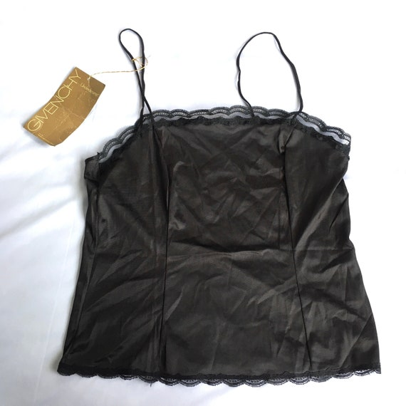 Vintage 70s Givenchy Underdressings playtex camiso