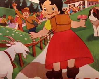 heidi cartoon movie english free download