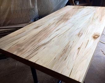 Merveilleux Butcher Block Table | Etsy