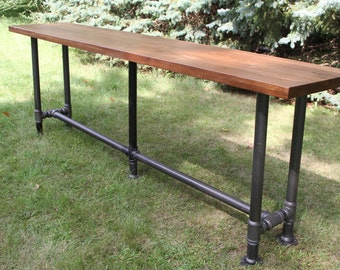 Bar Height Etsy - Bar height conference table