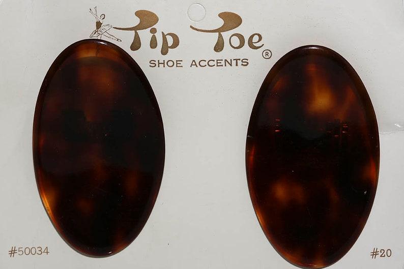 Tortoise /'Tip Toe/' Shoe Clips