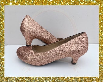 467ec07881eb Rose gold heels