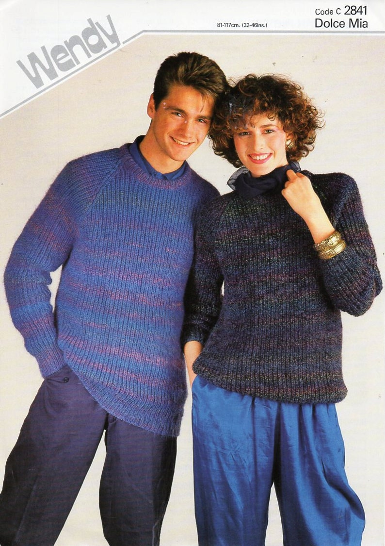 0c644b1eb9c6 Womens   mens fishermans rib sweater knitting pattern pdf 4ply