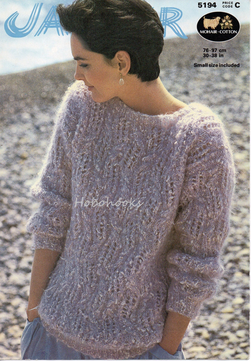 Funky Mohair Wool Knitting Patterns Image - Sewing Pattern for ...