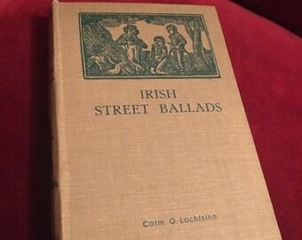 Irish ballads | Etsy