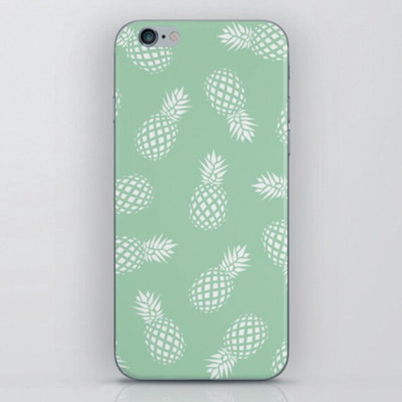 PINEAPPLES Phone Case • iPhone SE case, iPhone 5S case, iPhone 5 case, Huawei P10 case, Huawei P9 Lite case, Huawei P8 Lite case, funda piña