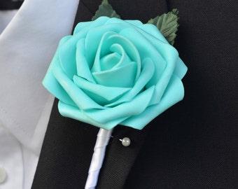 Tiffany Blue Bouquet Etsy
