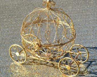 Cinderella Carriage Centerpiece Etsy