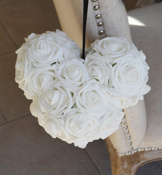 Mickey Flower Ball Kissing Ball. Bouquet. Wedding | Etsy