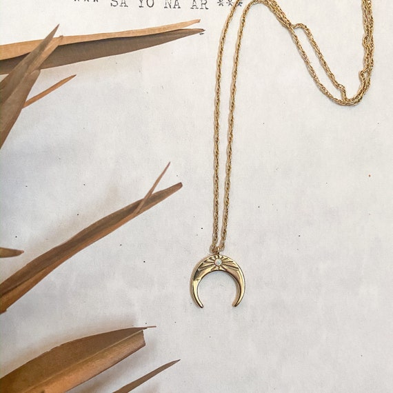 Moon Dust Necklace