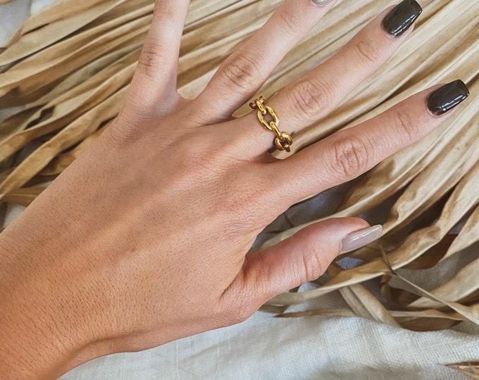 Sasha Ring - 14k gold