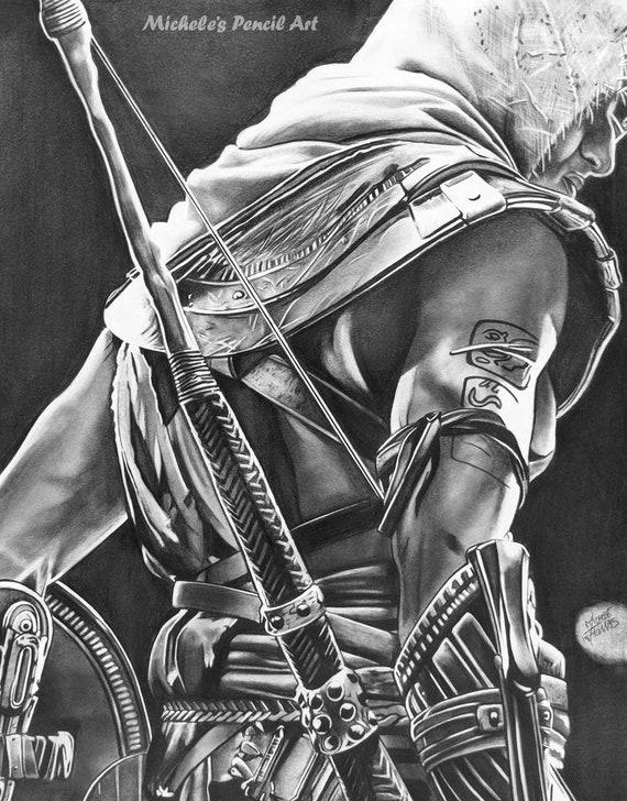 Assassin S Creed Origins Bayek Of Siwa Etsy