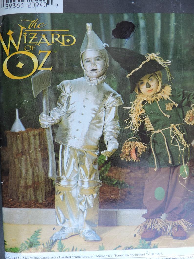 d20e39541 Scarecrow Tinman Stage Play Halloween Wizard of Oz Tin Man   Etsy